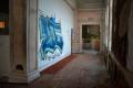 wall indoors graffiti