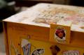 film photograph graffiti street sticker walrus cobbler newspaper box funny pink wig