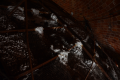 abandoned building ceiling dome