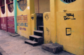 film photography street colorful pastel