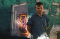 film photograph portrait young man graffiti