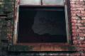 film photograph abandoned graffiti window