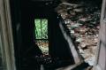 film photography urbex abandoned ruinporn debris doorway
