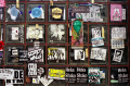 film photography graffiti stickers urban german wall