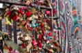film photograph locks berlin wall love