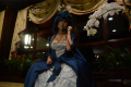 snorlax marie antoinette cosplay dress pokemon hapa zena hardtshaped turquoise lace hotel elysee nyc new york hat pokeball telephone