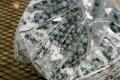 film photograph blueberries plastic bag fresh you pick michigan
