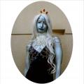 digital photograph portrait cosplay convention c2e2 chicago frozen