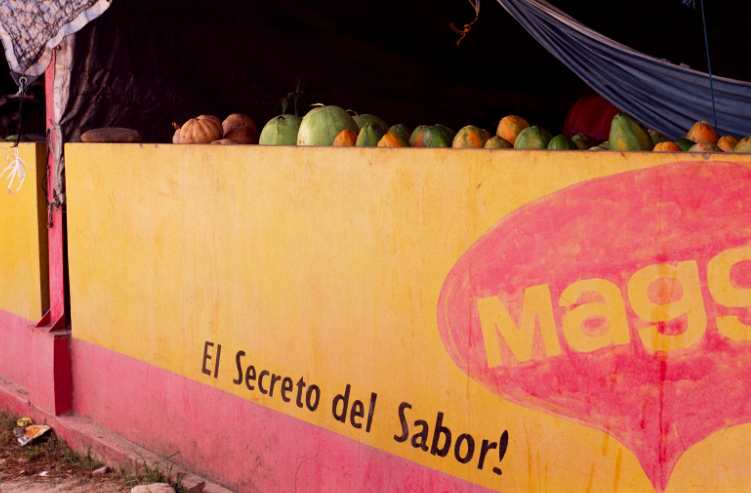 film photography market fruit el secreto del sabor maggi colorful