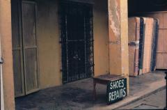 film photography street shoe repairs