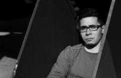 film photograph portrait young man